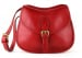 Red Abby Shoulder Bag Frank Clegg Made In Usa 1