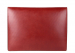 Red Harness Belting 15  Leather Portfolio Case Frank Clegg Made In Usa 2