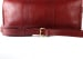 Red Signature Leather Duffle Bag Frank Clegg Made In Usa 6 2