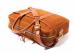 Suede Commuter Briefcase Tobacco9