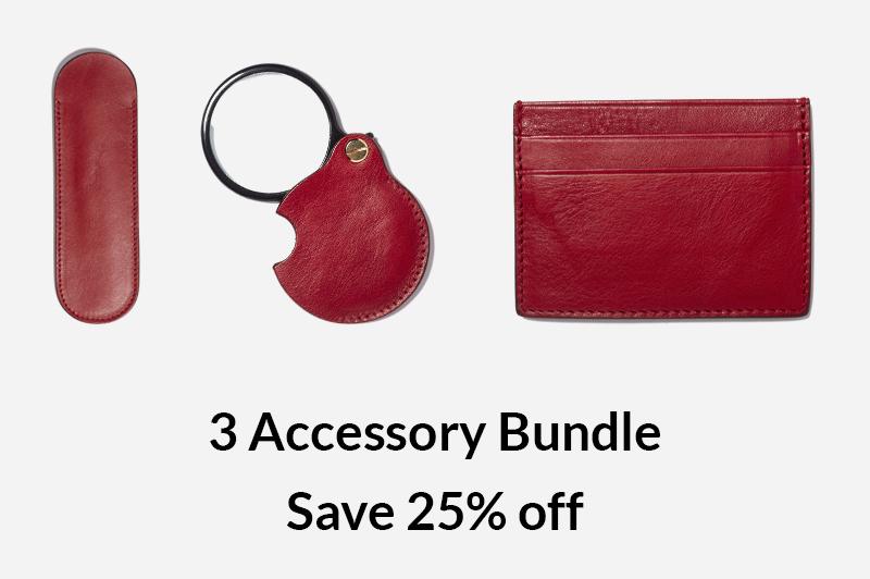 3 Accessory Bundle in