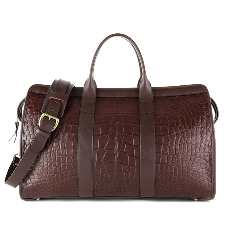 American Alligator Duffle  in American Alligator