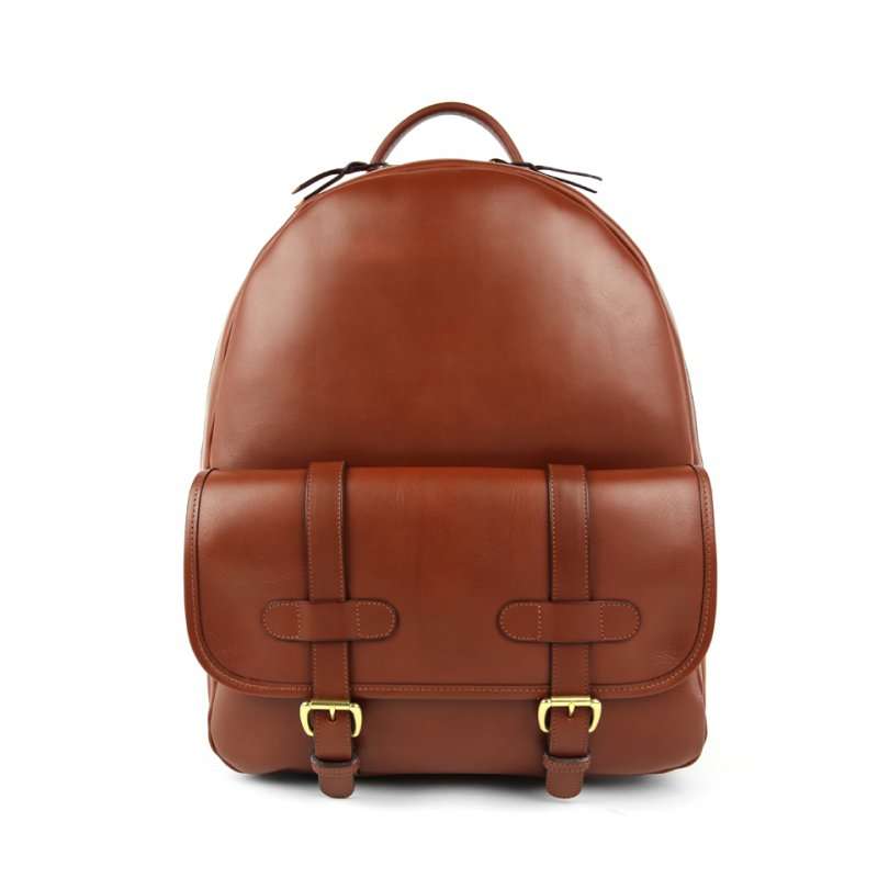 Hampton Zipper Backpack