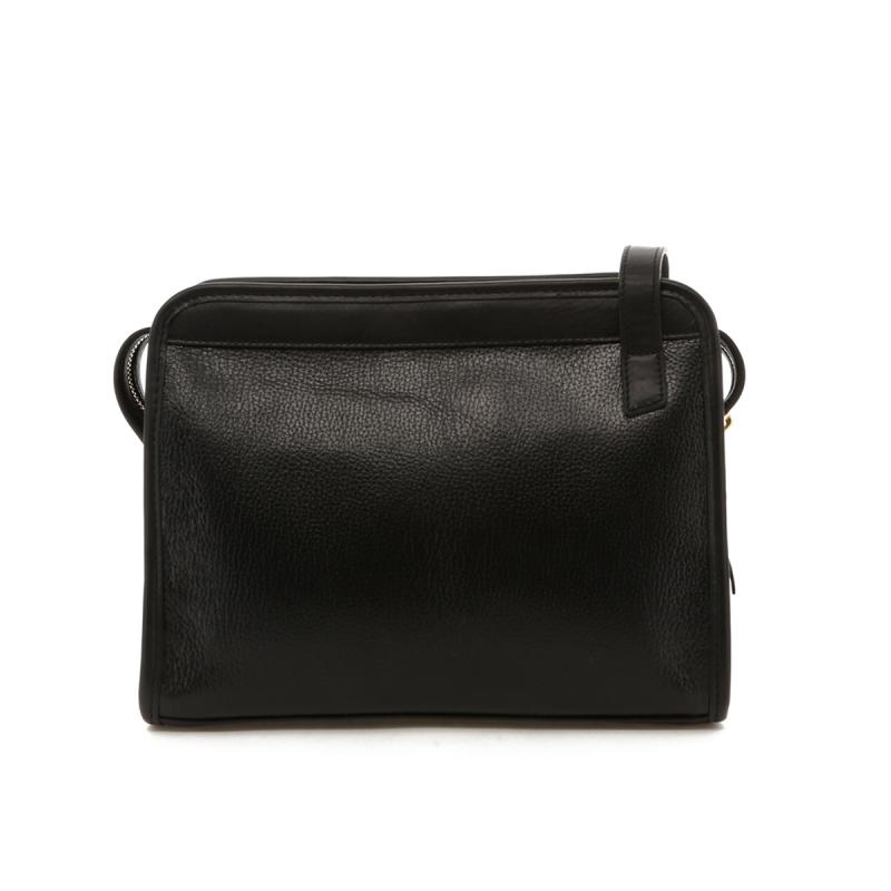 Blazer Bag - Brown Goatskin / Black Trim in