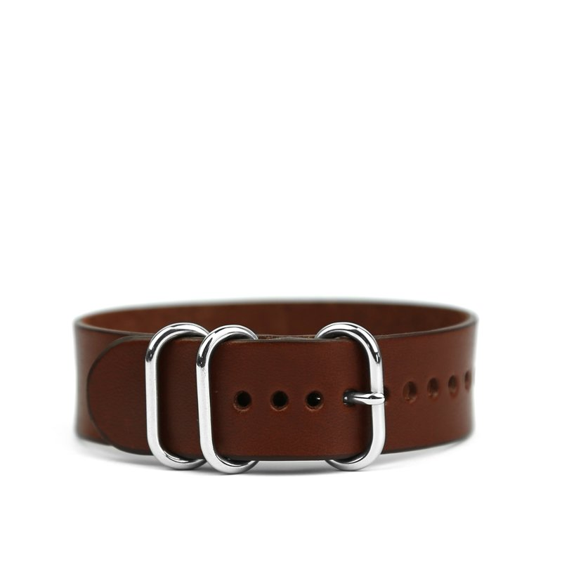 20mm Leather Watch Strap