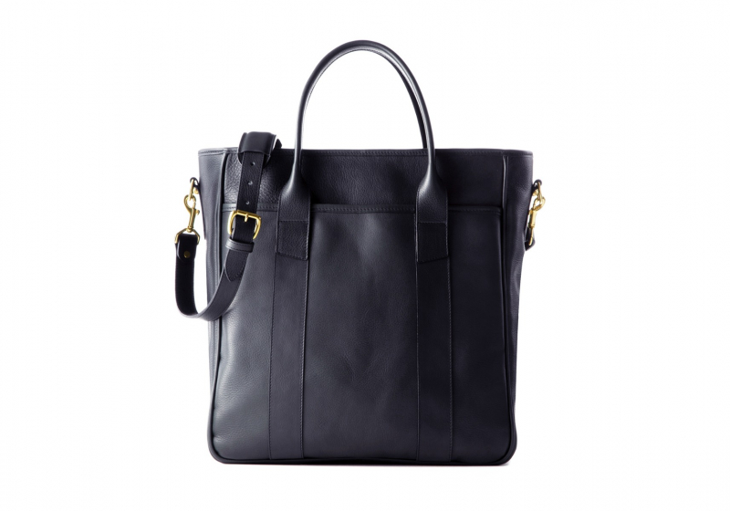 Commuter Tote-Navy in
