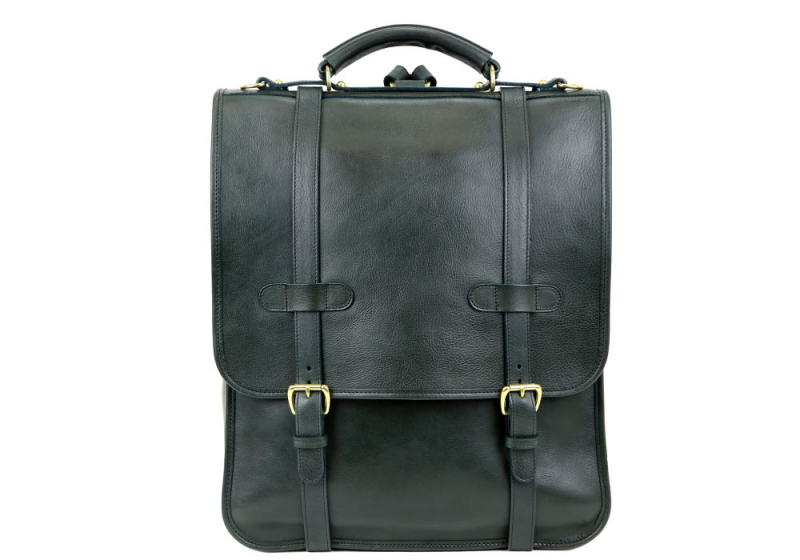 English Backpack-Green in