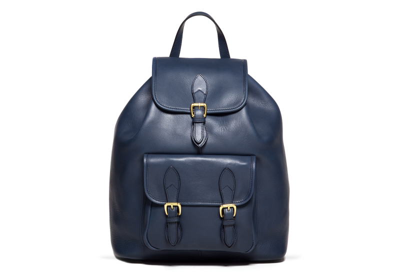 Classic Backpack-Navy in