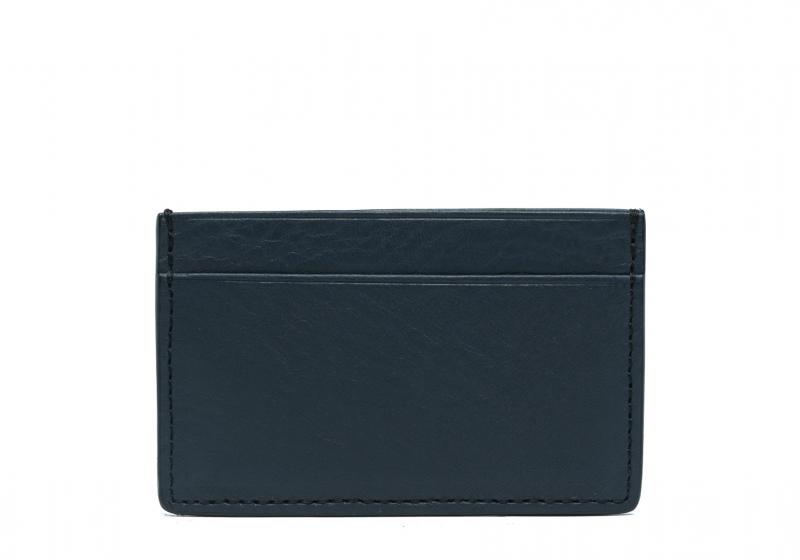 Mini Card Wallet-Navy in
