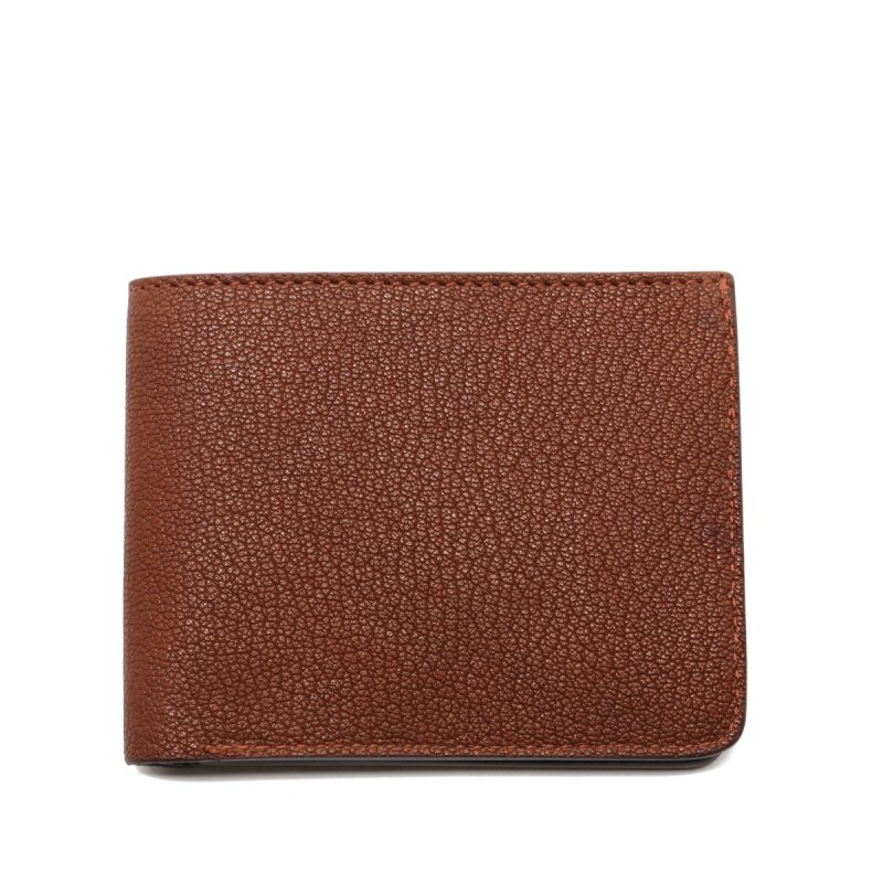 Bifold Wallet in Goat Skin