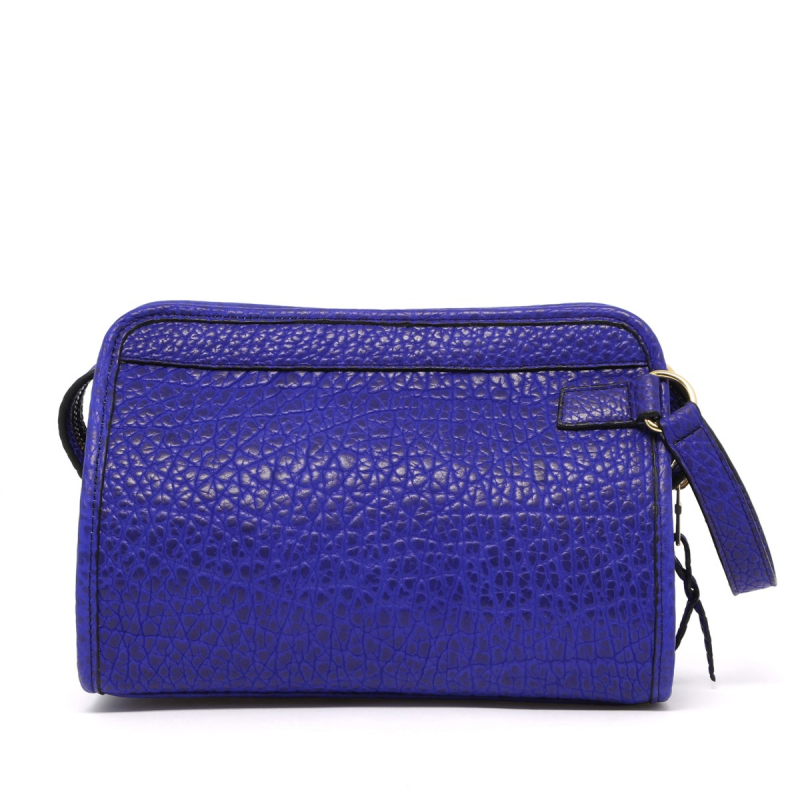 Large Travel Kit - Vibrant Blue/Aqua Interior - Bison in
