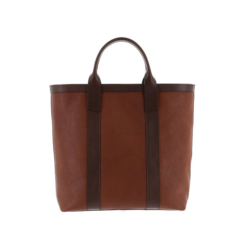 Chèvre Tall Tote  in Goat Skin