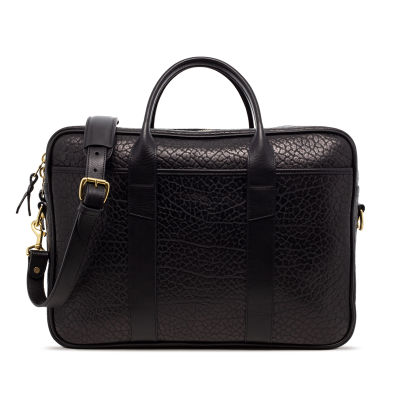 Commuter Briefcase-Black in