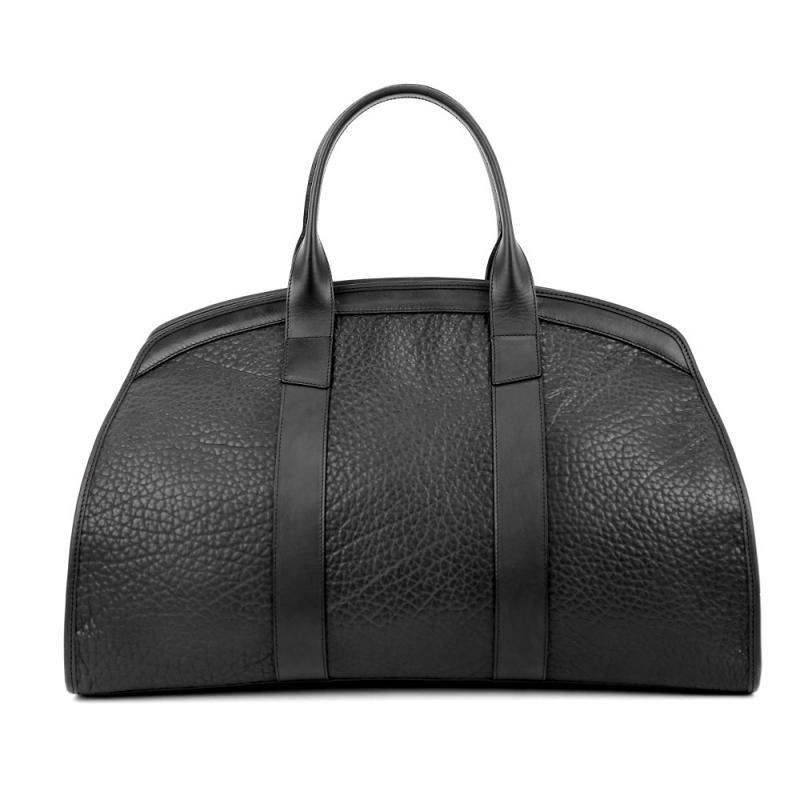 Luxury Zipper Duffle Bag