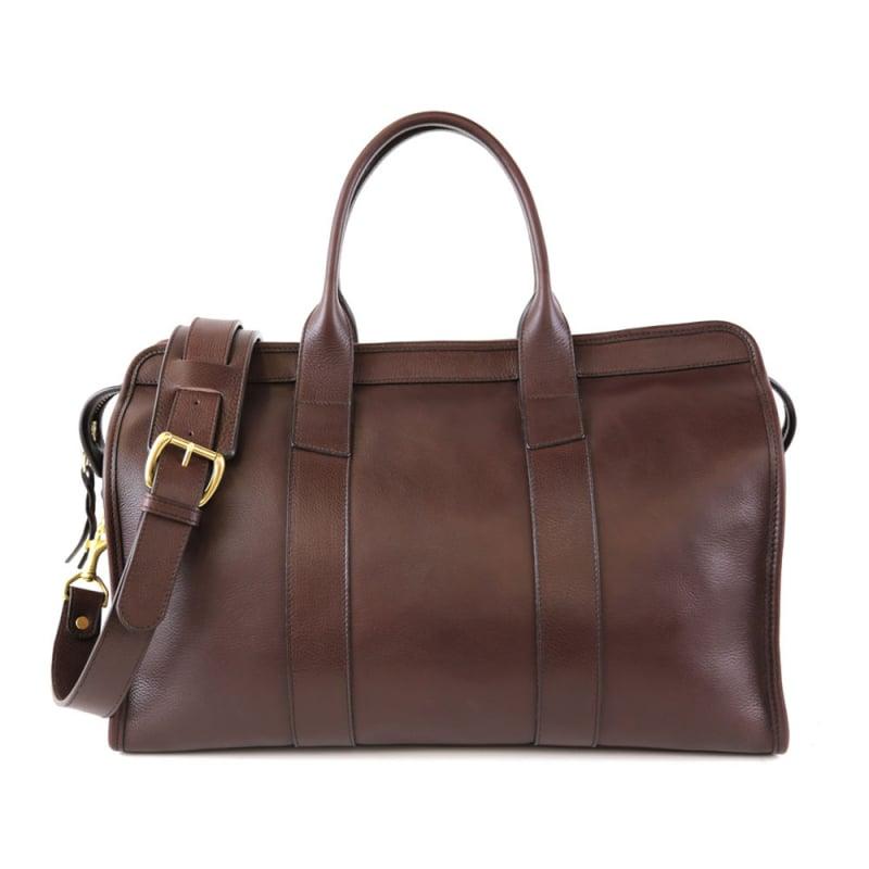 Luxury Leather Travel Duffle