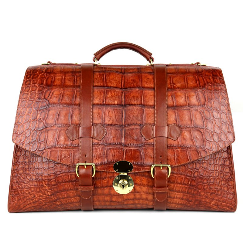 Alligator Travel Holdall