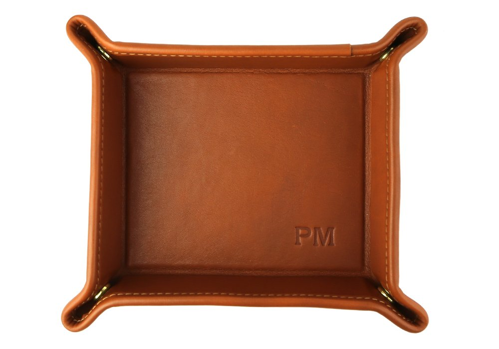Valet Tray Monogram 2