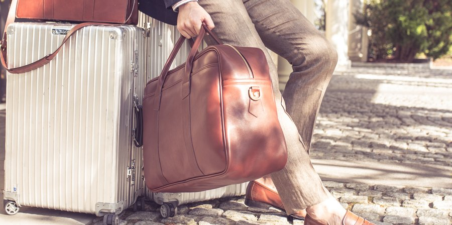 Introducing The Commuter Duffle