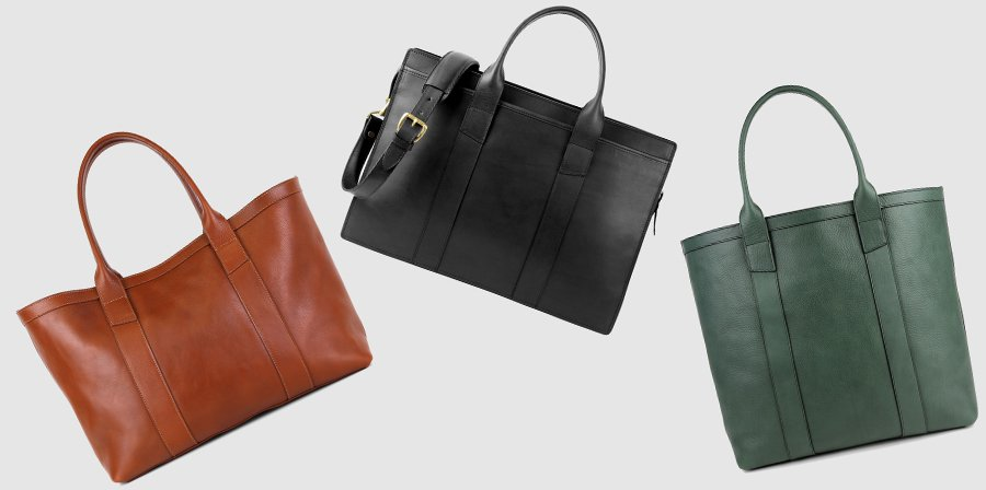 Leather Bags How To Spend It 1