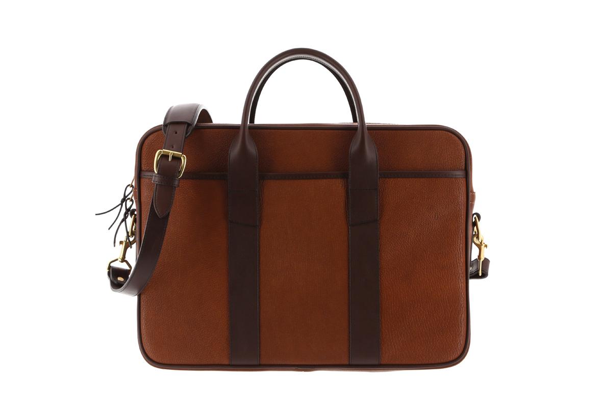 Goatskin Briefcase