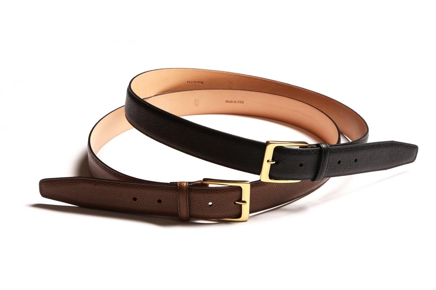 Scotch Grain Leather Belt Frank Clegg?_mignore=1