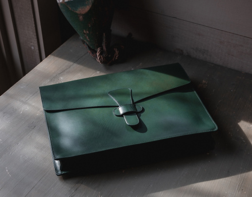 Handmade Leather Portfolios Crafted in America