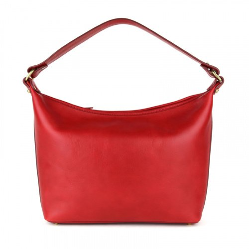 Daisy Shoulder Bag in Smooth Tumbled Leather