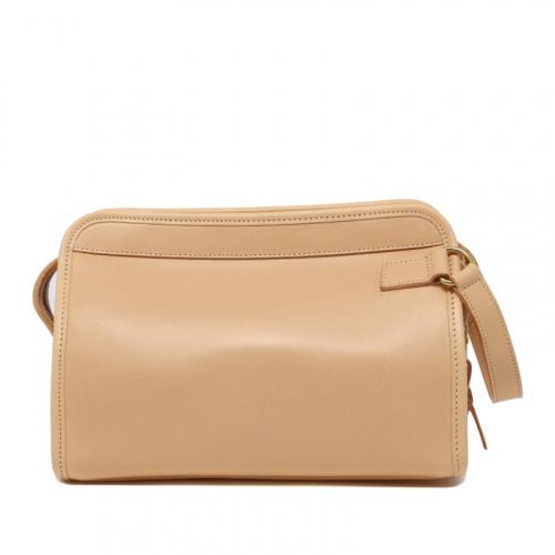 Large Travel Kit - Natural - Belting Leather in