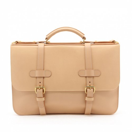 English Briefcase Natural  in