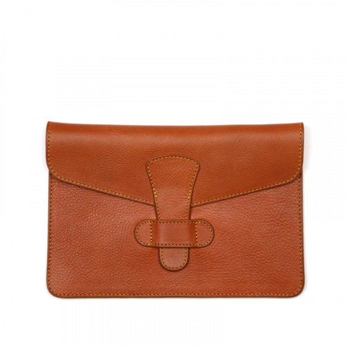 iPad Mini Case  in Smooth Tumbled Leather