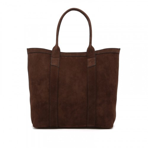 Permanent Style x Frank Clegg - The Nubuck Tote in