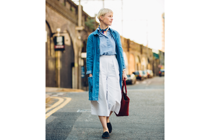 Fiona Oakes Frank Clegg Tote