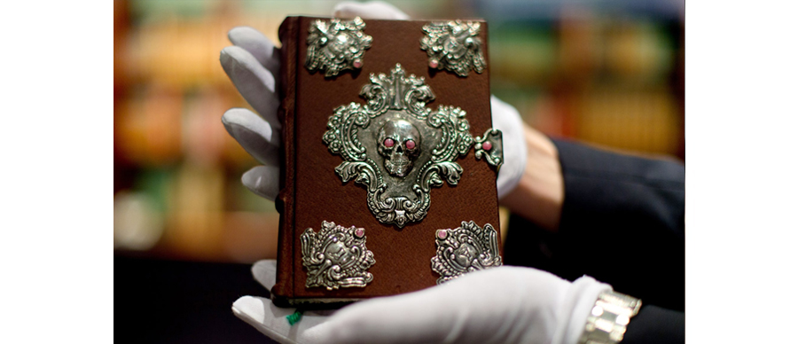 J.K. Rowling's The Tales of Beedle the Bard