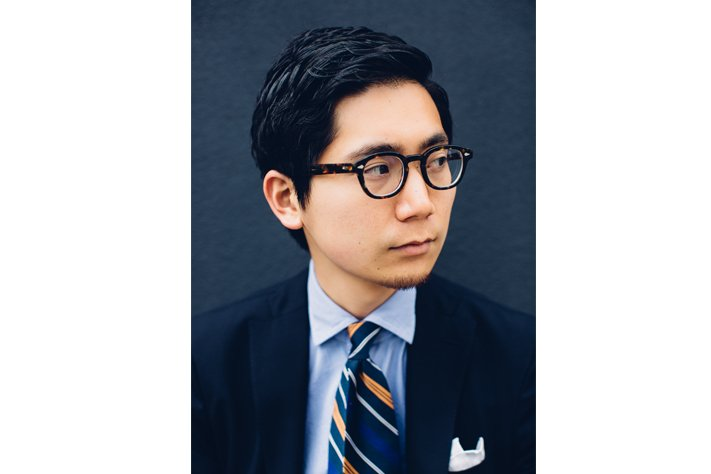 Keita Hiraoka of Trunk Clothiers