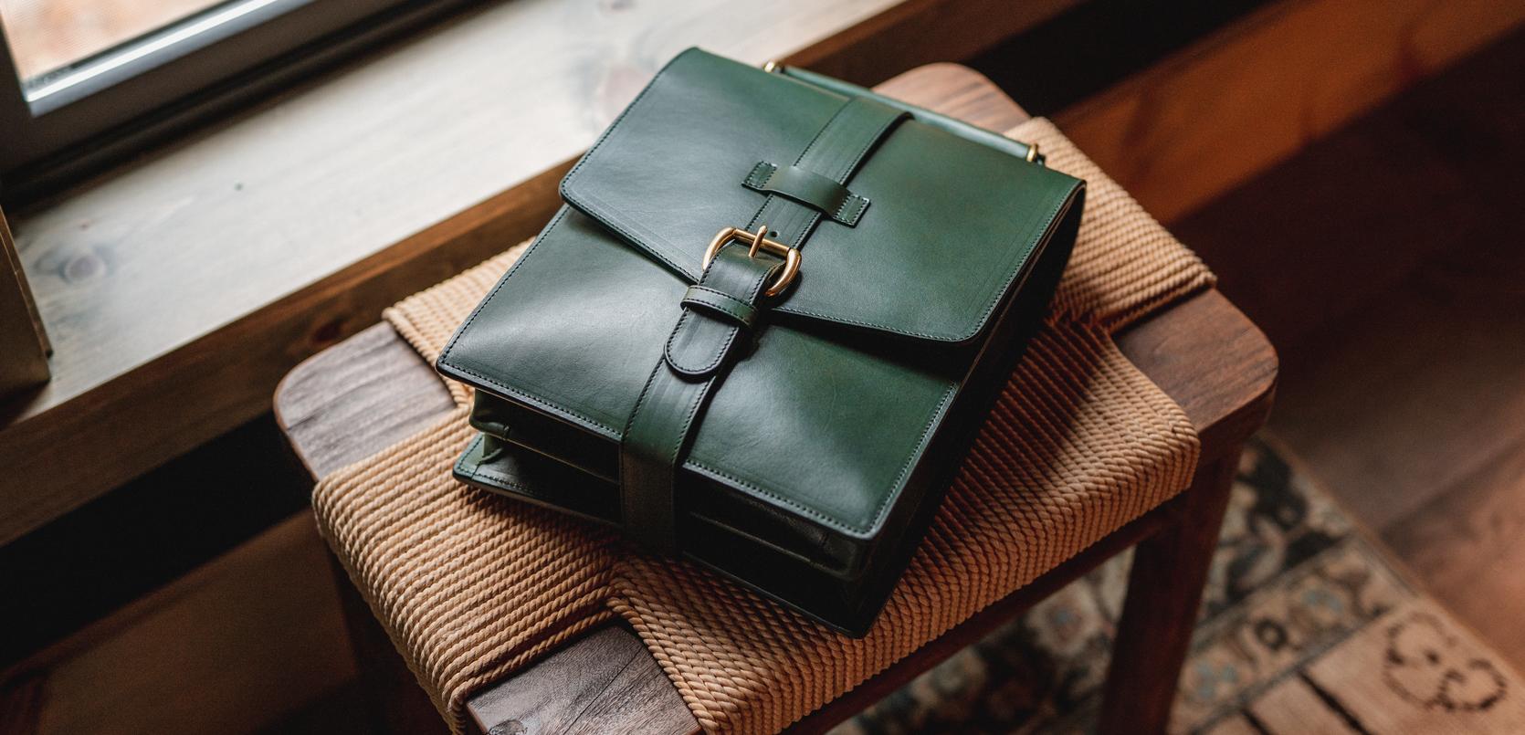 Maine Messenger Bag