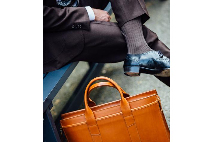 Ziptop briefcase
