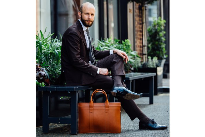 Simon Crompton Frank Clegg Briefcase