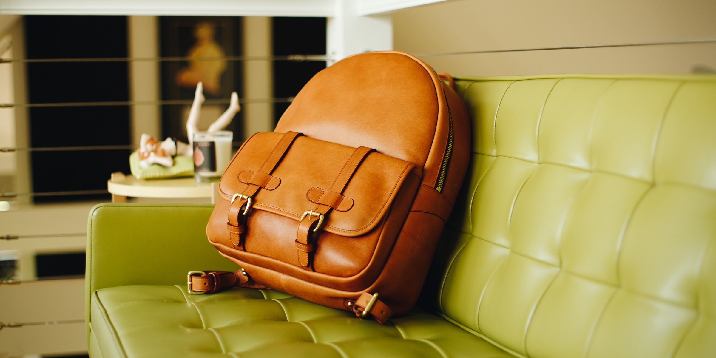 Handmade Leather Goods   Leather Briefcases for Men   Frank