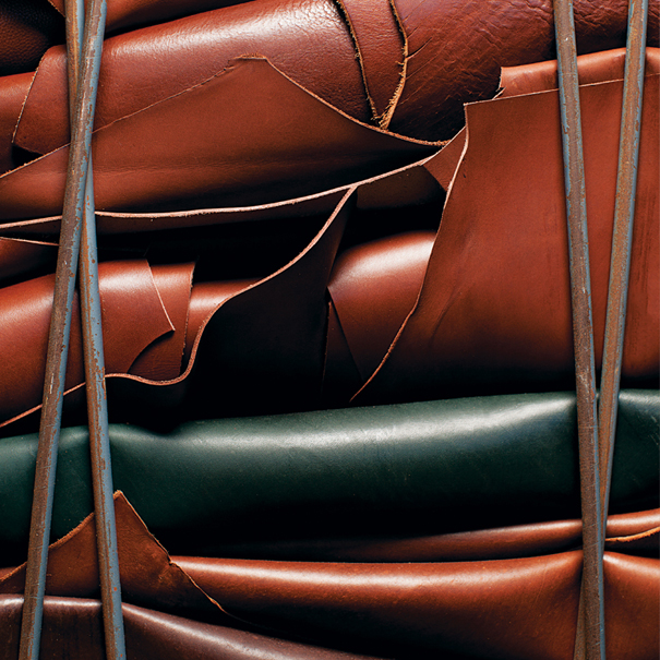 Vegetable Tanned Leather Bags | Our Story Frank Clegg