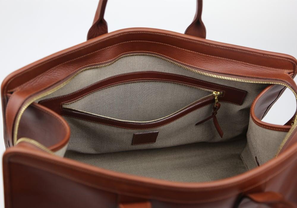 1c9e5c549b Handmade Leather Weekender Duffle